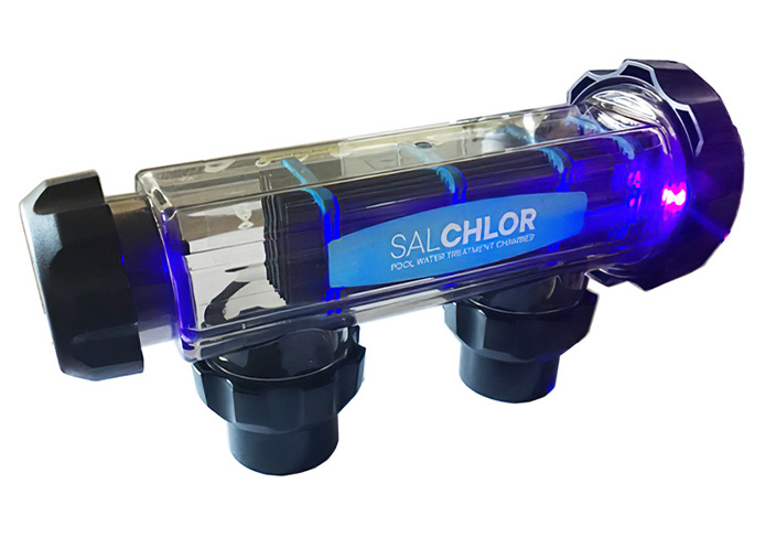 Sal Oxy-Gen Resort 50/100/250 Mineral/Salt/UV Heavy Duty Membrane & 3 Way Chamber